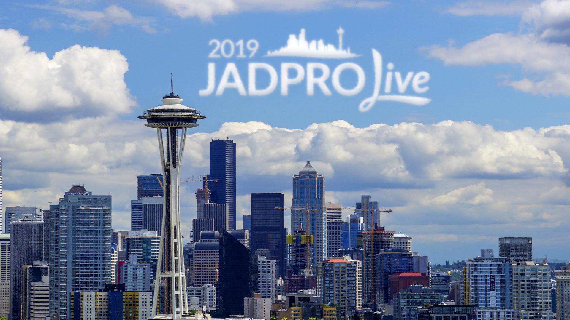 JADPRO Live 2019